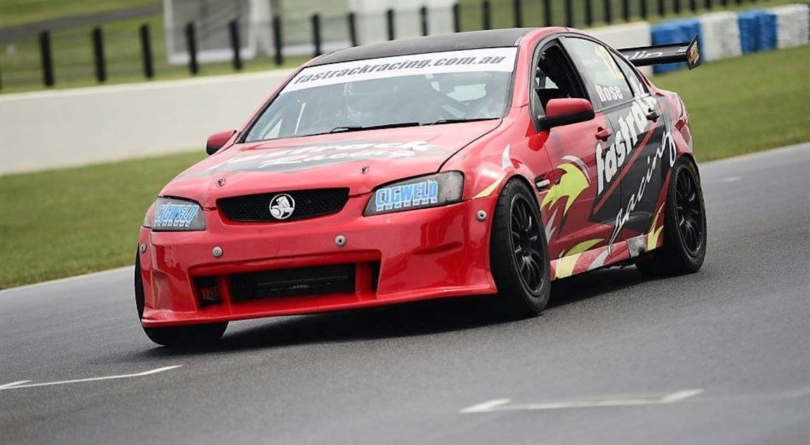 V8 Supercar Drive and Back Seat Ride - 9 Laps - Wakefield