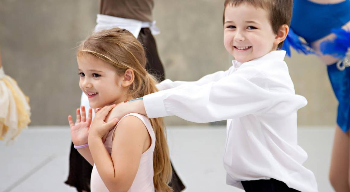 6 Mother and Daughter Dance Classes