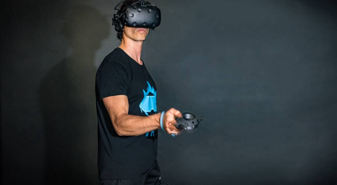 Virtual Reality Gaming - 50 Minutes - For 2