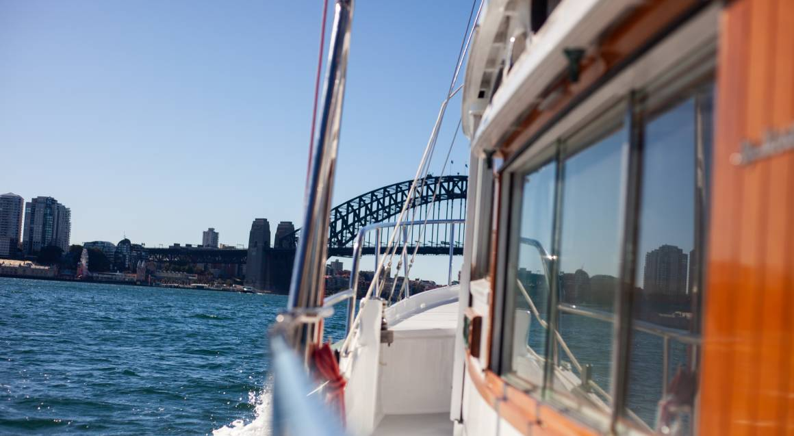 Private High Tea at Sea - For 2 - Weekend