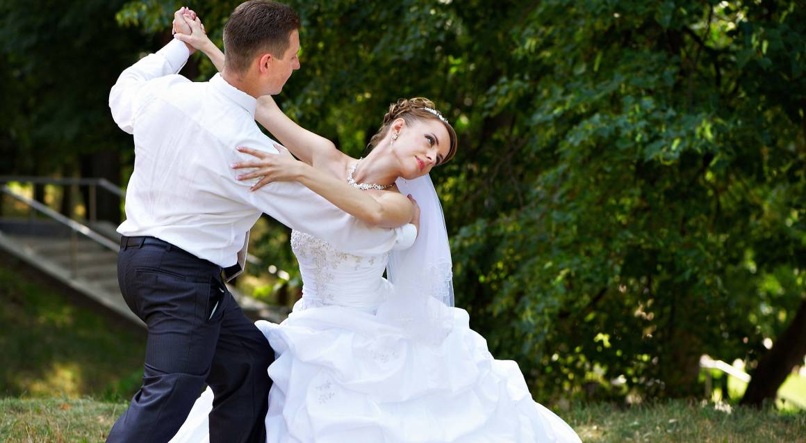 Private Wedding Dance Classes - 1 Session - For 2