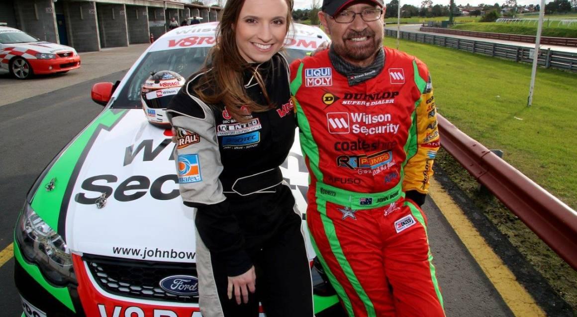 V8 Hot Laps with John Bowe - 3 Laps - Sydney - NSW