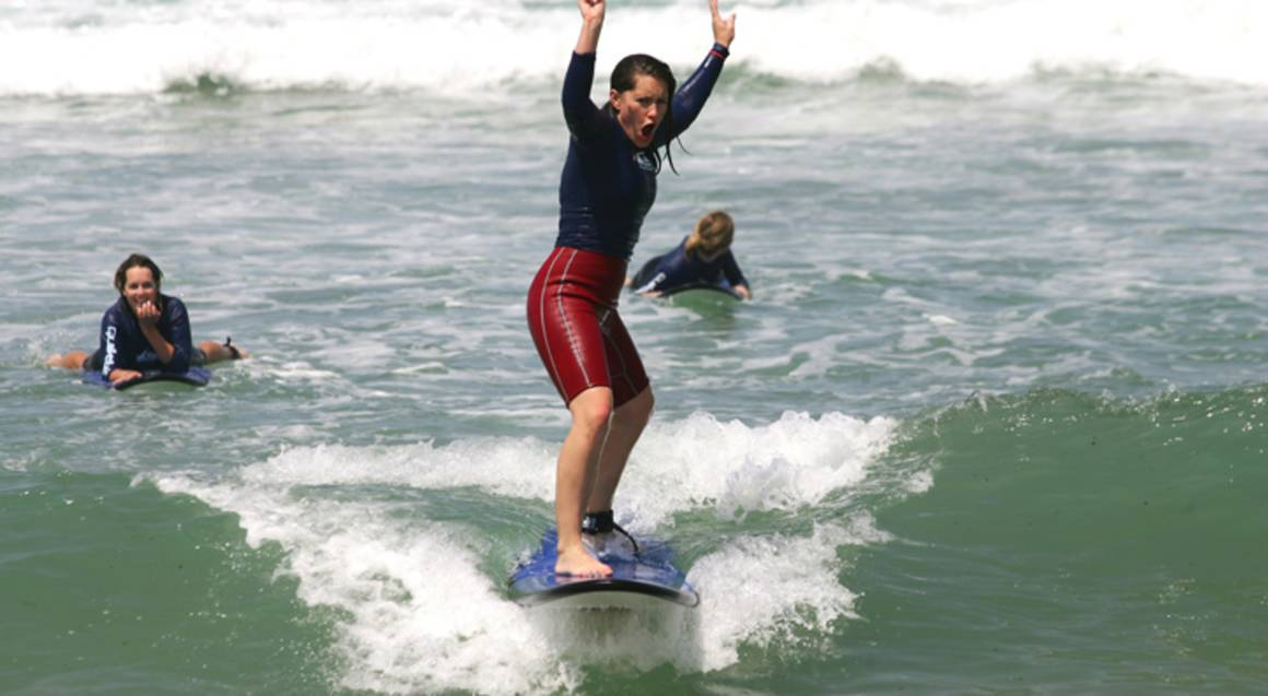 Private Surfing Lesson - 1 Hour