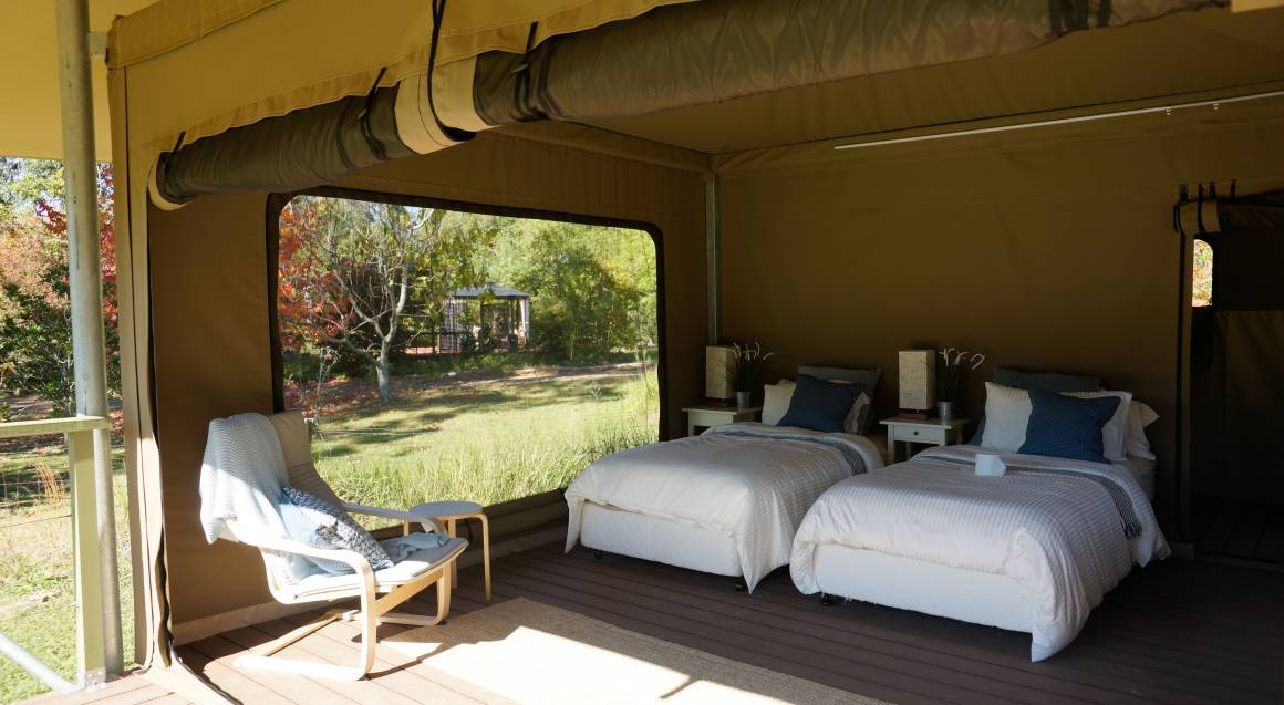 3 Night Wellbeing Retreat with Meals and Massages - For 6