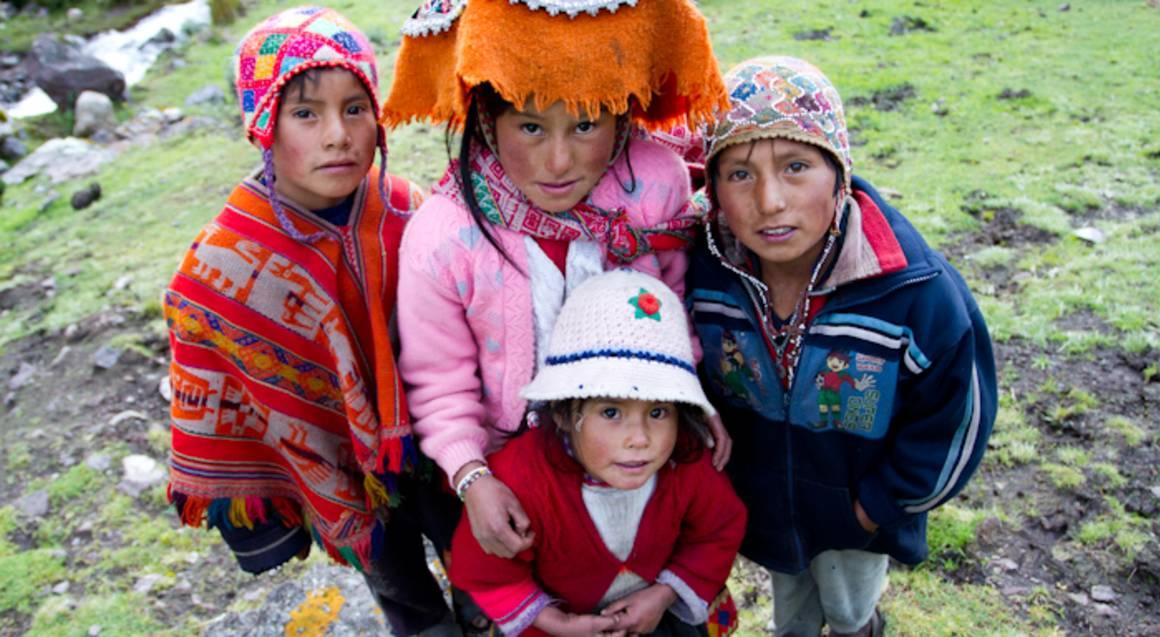 Llama Pack Project Hiking Trip in Peru - 2 Days