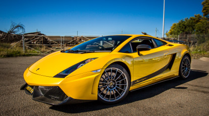 Lamborghini and McLaren Hunter Valley Drive Day - For 2