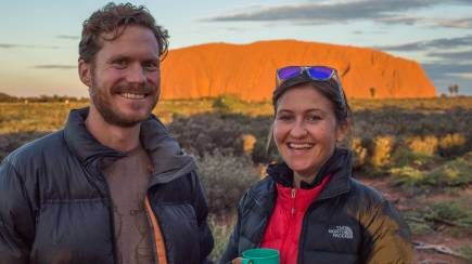 RedBalloon Australian Red Centre Hiking Adventure - 4 Days