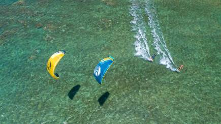 RedBalloon Kiteboarding Lessons - 2 x 3 Hour Lessons - Sunshine Coast