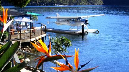 RedBalloon Seaplane Lunch At Cottage Point Inn - For 2