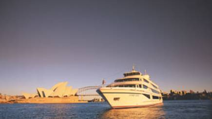 RedBalloon Degustation Dinner Cruise on Sydney Harbour