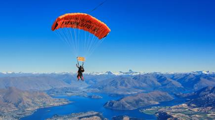 RedBalloon Tandem Skydive Over Wanaka - 12,000ft