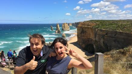 RedBalloon Great Ocean Road and Phillip Island Tour - 2 Days - For 2