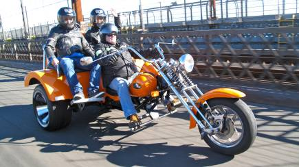 RedBalloon Harbour Bridge Blitz Trike Tour - For 2