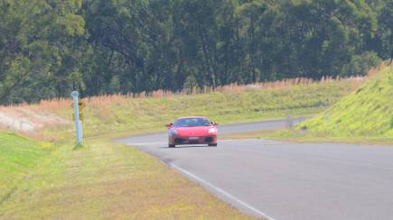 RedBalloon Supercar Track Day including Lamborghini, Ferrari and Nissan