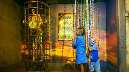 RedBalloon Ripley's Believe It or Not Odditorium Entry