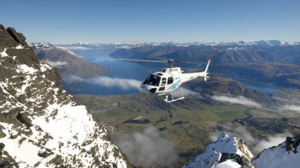 RedBalloon Full Day Private Helicopter Wine Tour in Gibbston Valley