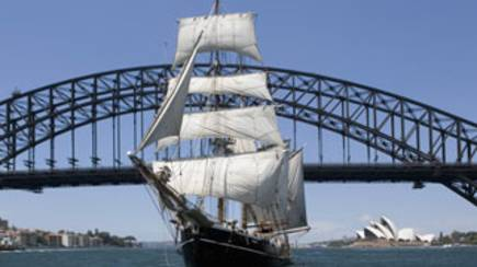 RedBalloon Tall Ship Cruise with Buffet Lunch - For 2