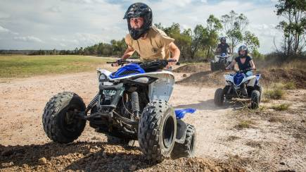 RedBalloon Sydney Quad Bike Adventure Tour - 60 Minutes