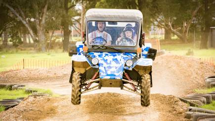 RedBalloon Wild Buggy Off Road Experience - Child - 15 Minutes