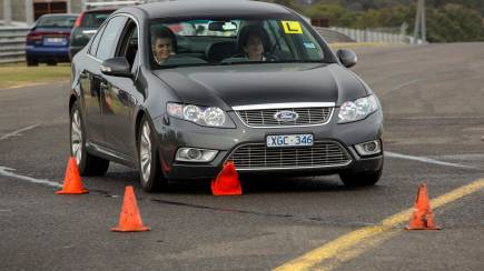 RedBalloon Defensive Driving Course - Sandown Raceway - Melbourne