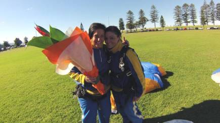 RedBalloon Proposal Package: Skydive Over The Beach - Wollongong