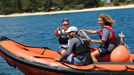 RedBalloon Powerboat Operator and NSW Boat License