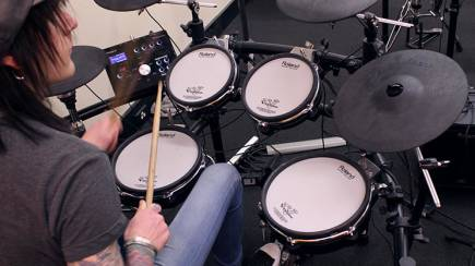 RedBalloon Zero To Hero on Drums - 4 Lesson Package