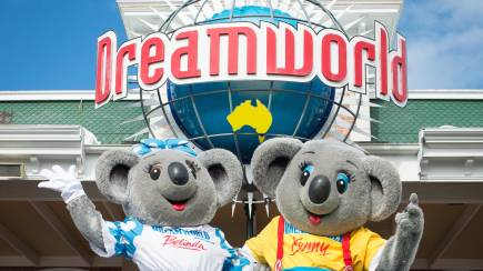 RedBalloon 3 Day Pass to Dreamworld, WhiteWater World and Skypoint