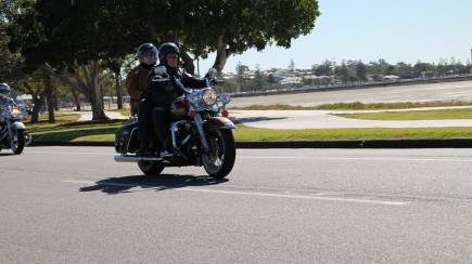 RedBalloon Harley Davidson Motorcycle Tour - 90 Minutes - For 2