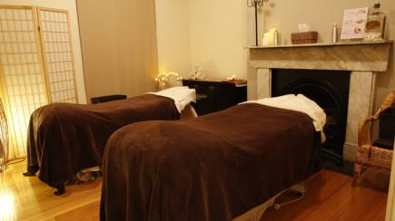 RedBalloon Couples Body Massage, Bath, Facial and Eye Treatment