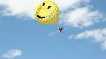 RedBalloon Parasailing Tandem Flight on the Gold Coast - For 2