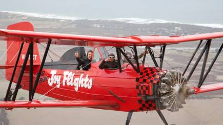 RedBalloon Bay of Islands Biplane Flight For Two - 15 Minutes - For 2