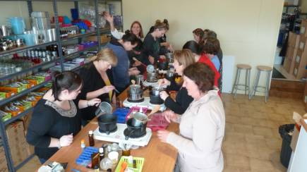RedBalloon Scented Soy Candle Making Workshop