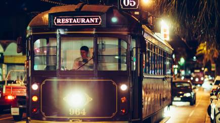 RedBalloon Colonial Tramcar Restaurant - Early Dinner