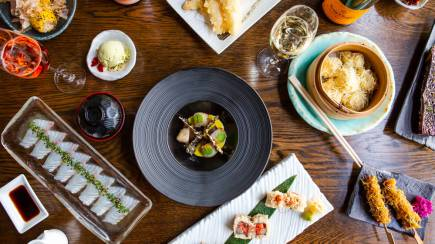 RedBalloon Saké Restaurant 6 Course Champagne Lunch - Double Bay- For 2