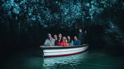 RedBalloon Waitomo Glowworm Cave Tour - Adult