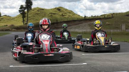 RedBalloon Outdoor Kart Racing Experience