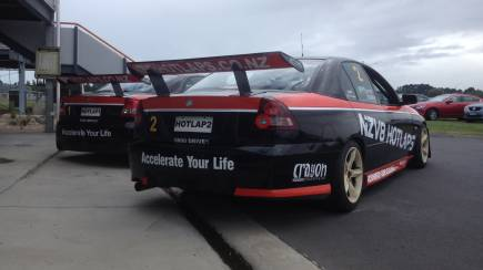 RedBalloon Holden V8 Race Experience - Palmerston North