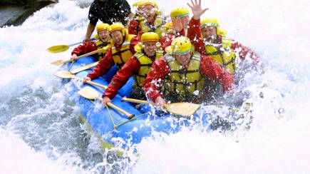 RedBalloon Jetboat, Heli Ride and Rafting Triple Challenge