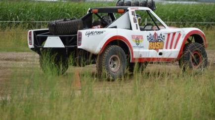 RedBalloon Trophy Truck Driving Rush Package - 6 Laps - Sunshine Coast