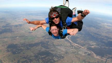 RedBalloon Skydive The Hunter Valley - 15,000ft - Weekends