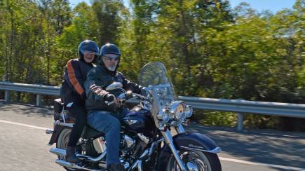 RedBalloon Harley Davidson Brisbane Tour - Half Day