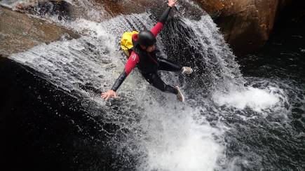 RedBalloon Private Rainforest Canyoning - For 2