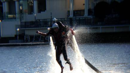 RedBalloon Jetpack and Flyboard Combo  Experience - Central Coast
