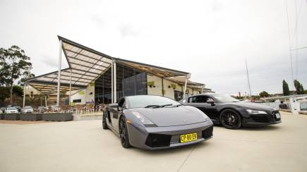 RedBalloon Launceston Lamborghini and Audi Drive Day with Lunch - For 2