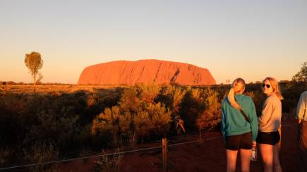 RedBalloon Overnight Uluru Camping Trip with Guided Tour
