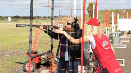 RedBalloon Clay Target Shooting - For 2 - Quandong, VIC
