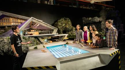 RedBalloon Weta Workshop's Thunderbirds Are Go Experience