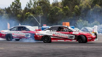 RedBalloon Introduction to Drifting Experience With Hot Lap - Sydney