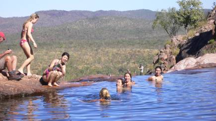RedBalloon Kakadu, Katherine and Litchfield Outback Adventure - 4 Days